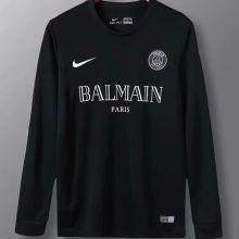 2020/21 PSG Black Long Sleeve Training Jersey