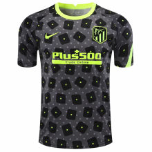 2020/21 ATM Black And Yellow Training Jersey