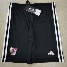 2020/21 River Plate Black Short Pants