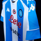 2020/21 Napoli Fourth Fans Soccer Jersey