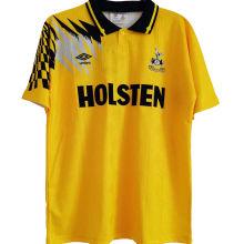 1994/95 TH FC Away Yellow Retro Soccer Jersey