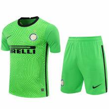 2020/21 In Milan Green GK Soccer Jersey(A Set)