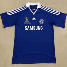 2007/08 CFC Home Blue Retro Soccer Jersey