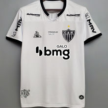 2020/21 AT Mineiro Away White Fans Soccer Jersey 肥子中