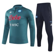 2020/21 Napoli Green Sweater Tracksuit