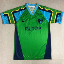 1995/96 Tampa Bay Mutiny Green Retro Soccer Jersey