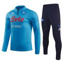 2020/21 Napoli Blue Sweater Tracksuit
