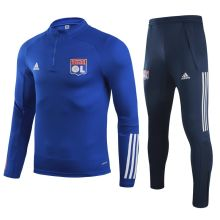 2020/21 Lyon Blue Sweater Tracksuit