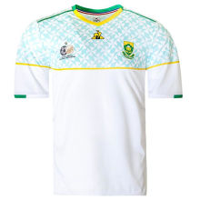 2020/21 South Africa Third White Fans Soccer Jersey