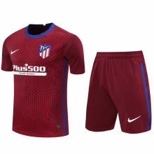 2020/21 ATM Red GK Soccer Jersey(A Set)