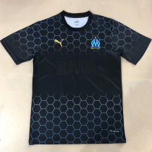2020/21 Marseille BALR Black Soccer Jersey