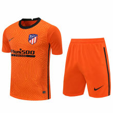 2020/21 ATM Orange GK Soccer Jersey(A Set)