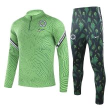 2020/21 Nigeria Green Sweater Tracksuit