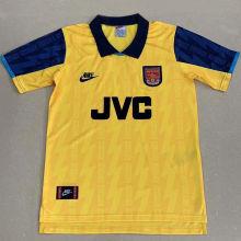 1994 ARS Away Yellow Retro Soccer Jersey