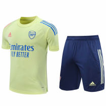 2020/21 ARS Yellow Short Training Jersey(A Set)
