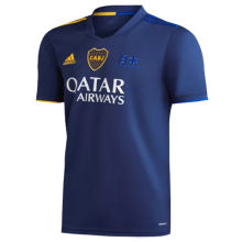 2021 Boca Fourth Blue Fans Soccer Jerseys
