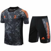 2020/21 JUV Grey Short Training Jersey(A Set)