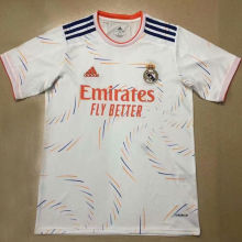 2021 RM Home White Fans Soccer Jersey