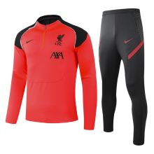 2020/21 LFC Red Sweater Tracksuit