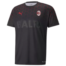 2020/21 AC Milan BALR Black Soccer Jersey