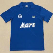1998/1989 Napoli Home Blue Retro Soccer Jersey