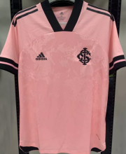 2020/21 Internacional 1:1 Quality Pink Fans Soccer Jersey