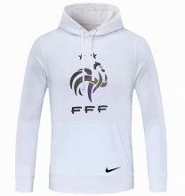 2021 France White Hoody