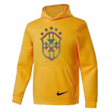 2021 Brazil Yellow Hoody