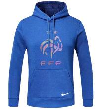 2021 France Blue Hoody