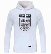 2021 England White Hoody