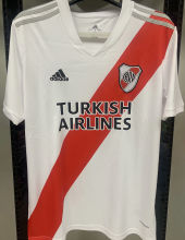 2020/21 River Plate 1:1 Quality Home White Fans Soccer Jerseys