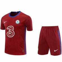 2020/21 CFC Red GK Soccer Jersey(A Set)