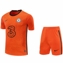 2020/21 CFC Orange GK Soccer Jersey(A Set)