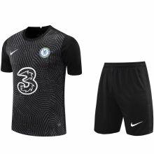 2020/21 CFC Black GK Soccer Jersey(A Set)