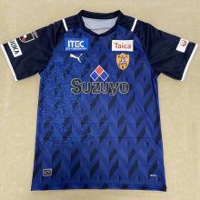 2021 Shimizu S-Pulse Away Blue Fans Soccer Jersey(清水鼓动)