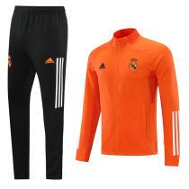 2021 RM Orange Jacket Tracksuit