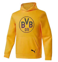 2021 BVB Yellow Hoody