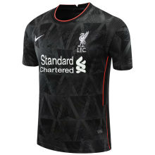 2020/21 LIV  Black Training Jersey