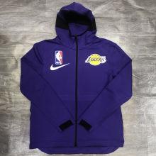 2021 Lakers Purple Jakcet