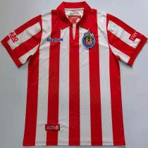 2008 Chivas Home Retro Soccer Jersey