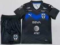 2021 Monterrey Third Kids Soccer Jersey