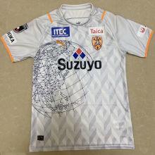 2021 Shimizu S-Pulse Away White Fans Soccer Jersey(清水鼓动)