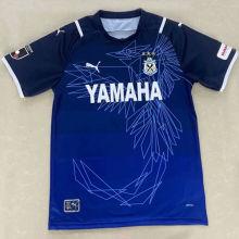 2021 Jubilo Iwata Away Blue Fans Soccer Jersey(磐田喜悦)