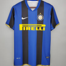 2008/2009 In Milan Home Retro Soccer Jersey