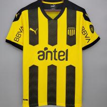 2021 Atletico Penarol Home Fans Soccer Jersey