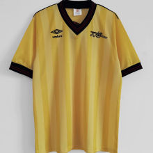 1983/1986 ARS Away Yellow Retro Soccer Jersey