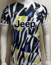 2021 JUV Black Classic  Player Version Jersey