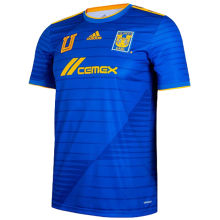 2021 U.A.N.L Tiger FIFA Club World Cup Away Blue Fans Soccer Jersey