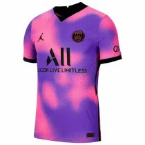 2021 PSG JD 1:1 Quality Fourth Fans Soccer Jersey