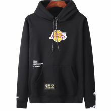 2021 Lakers Aape NBA Black Hoody